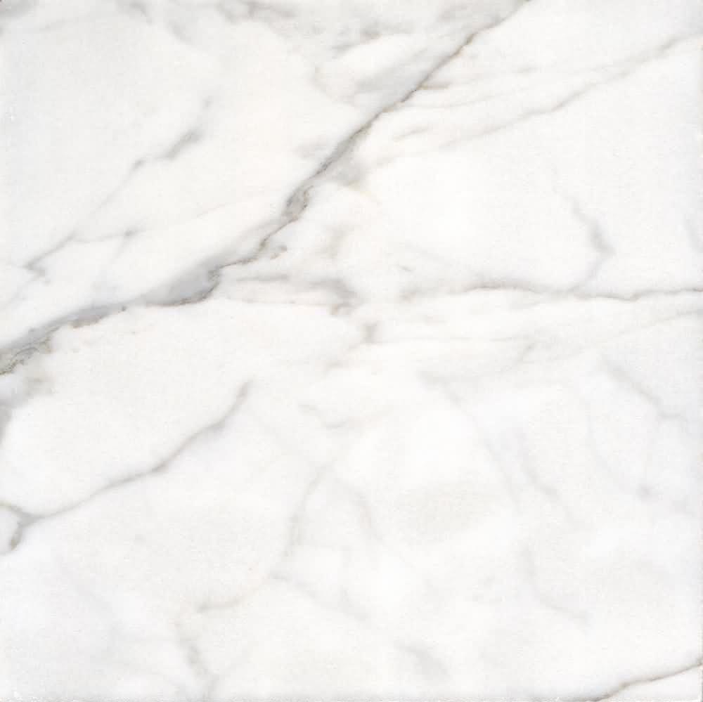 White Marble Gemstone : Bianco statuario venato white marble