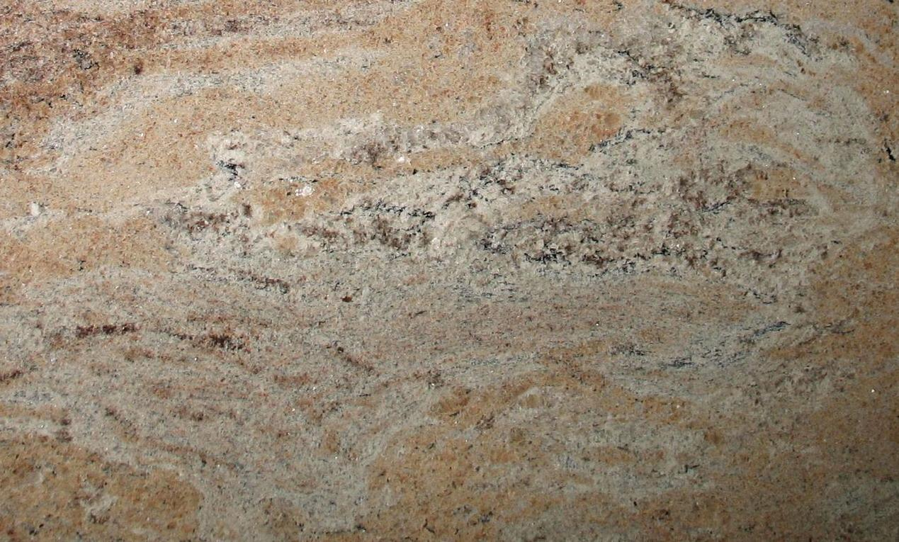 Ivory Fantasy Granite Tiles, Slabs and Countertops - Gold Granite from India stones