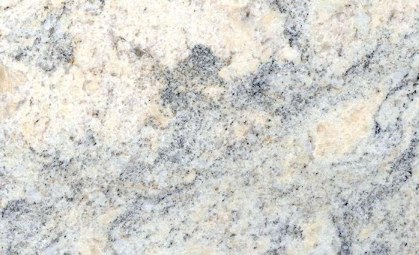 Ivory White Granite Tiles Slabs And Countertops Dark