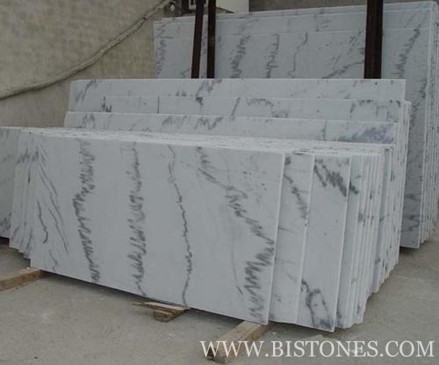 Guangxi White Slabs