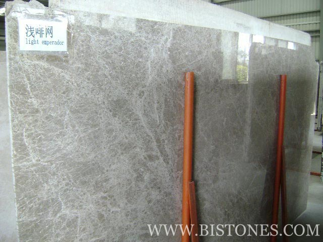 Emperador Light Slabs
