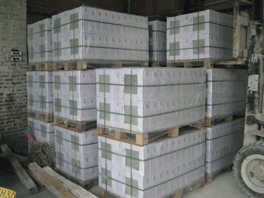 Kangaroo Green Tiles Stone