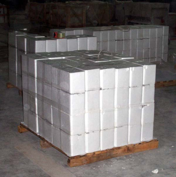 Guangxi White Tiles Stone
