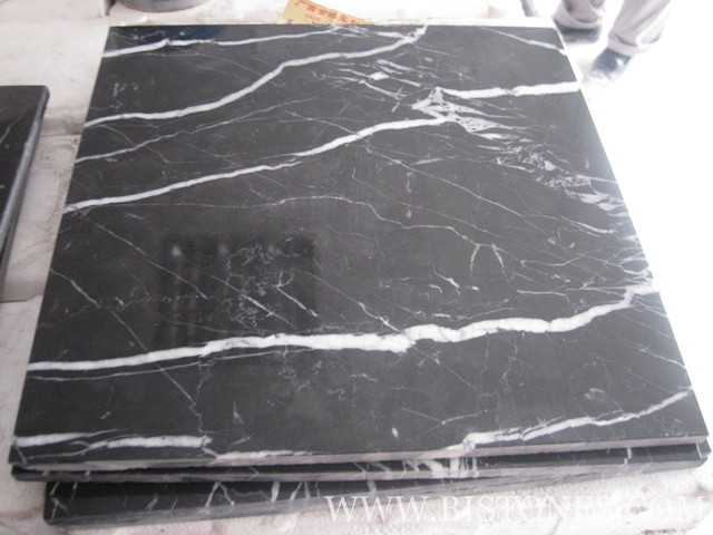 Black Markina Tiles